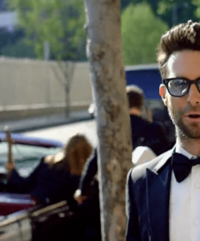 Adam Levine & Maroon 5 Have Been Crashing Weddings
