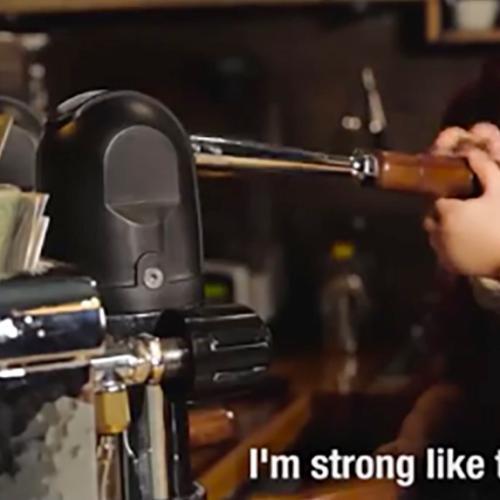 We Just Found The World's Youngest – And Cutest – Barista