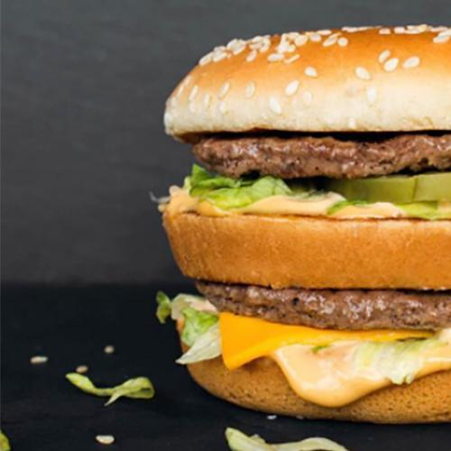 McDonalds Have Changed The Big Mac!