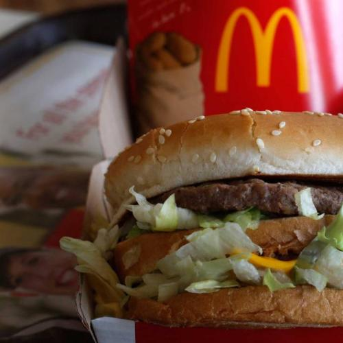 Check Out The Big Mac Redefining The Term 'Supersize'