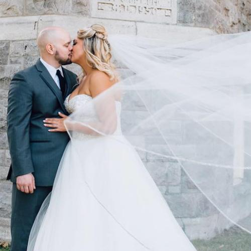 Great Response Over This Bride Breastfeeding At Her Wedding
