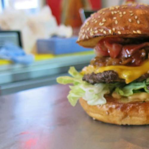 Holy Sht! You Can Get Burgers Delivered For Free On Friday!