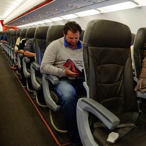 The Trick to Scoring an Empty Seat Beside you on a Flight!