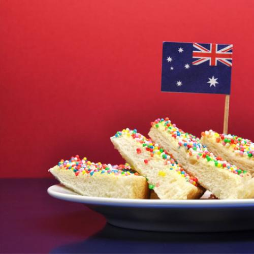 American's Have No Idea About How To Eat Fairy Bread