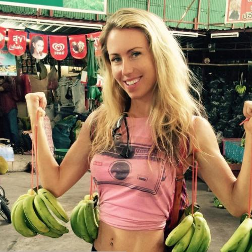 Popular Vegan Blogger Who Eats 51 Bananas A Day Reveals Shoc