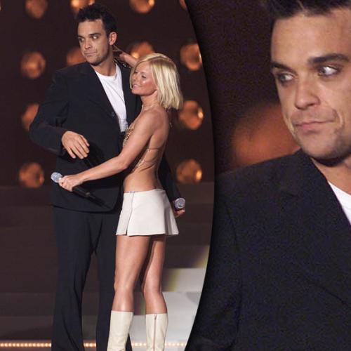 Robbie Williams Has Awkward Confession About Geri Halliwell