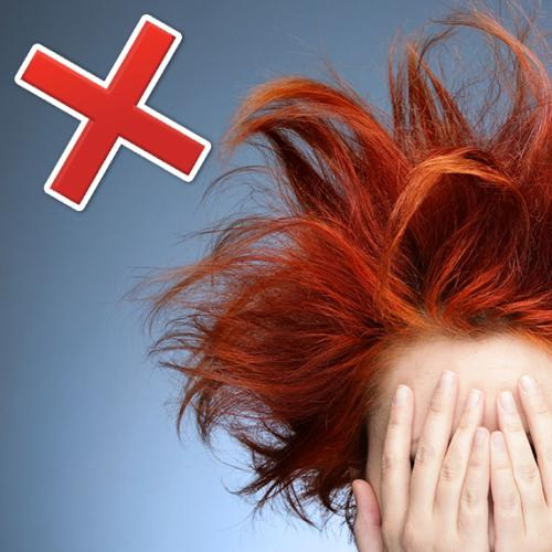 The One Thing You Should Never Do To Hair In The Morning