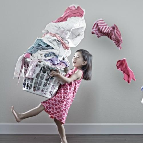 Should Kids Be Expected To Undertake Chores?