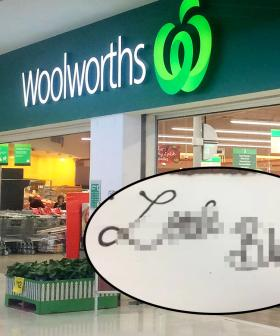 Hilarious Message On Woolworths Cake Goes Viral