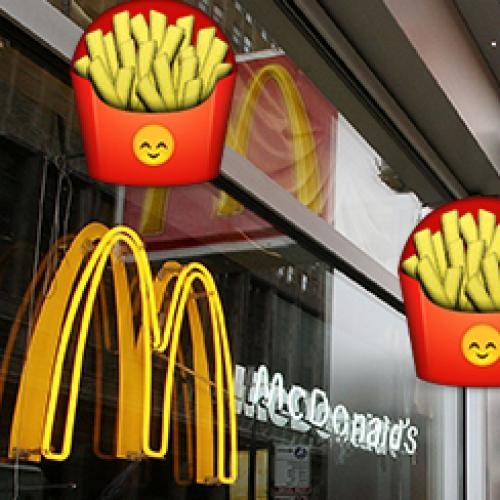 Want Unlimited Fries With That? McDonalds Is Listening…