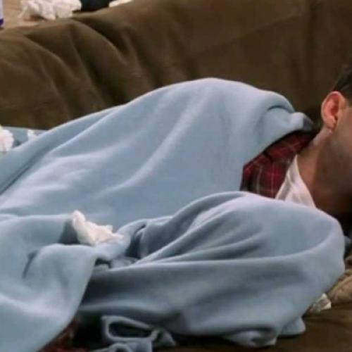 Hold The Phone...'Man Flu' Could Actually Be A Legit Thing