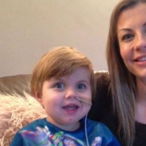 What This Mum Is Doing To Save Her Child's Life Is Amazing!