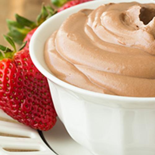 Nutella Cheesecake Dip