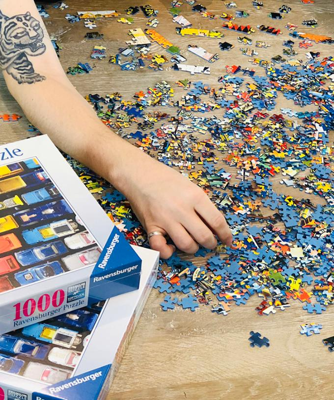 New Subscription Service Puzzle Post Delivers You Jigsaw