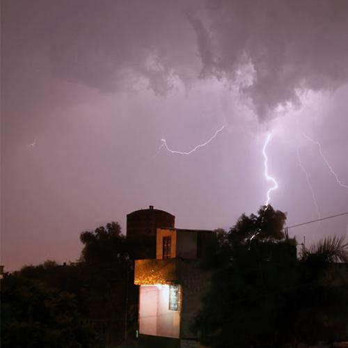 Tim McIntyre: Storm Proofing