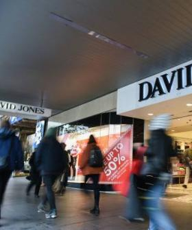 David Jones To Close Bourke Street Mall Store