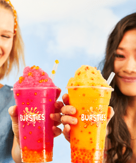 Hungry Jacks Are Releasing A Kind Of Bubble Tea Frozen Soft Drink Range