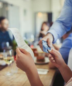 Turns Out, Most Of Us Prefer To Split The Bill