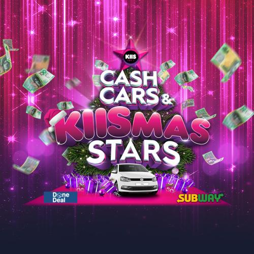 KIIS Want To Wish Melbourne A Very Merry KIISmas Filled With Cash, Cars & Stars!