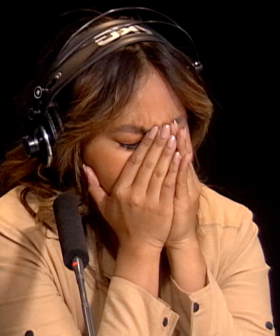 Jess Mauboy Pranks Woody LIVE On Radio!