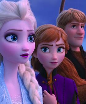 Move Over 'Let it Go', It's Time to Step 'Into the Unknown'!