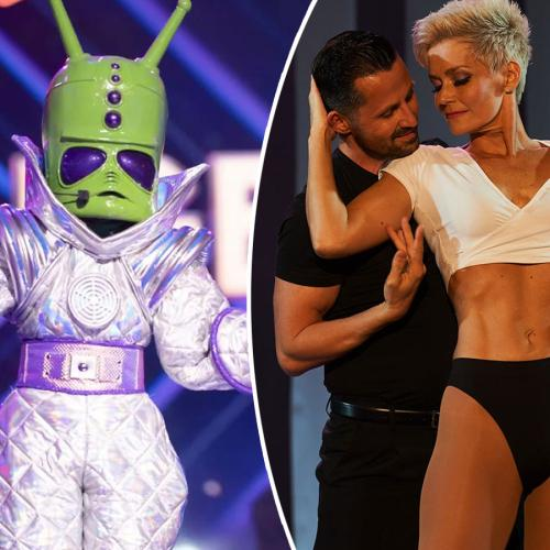The Masked Singer Smashes 'Real Dirty Dancing' In TV Ratings