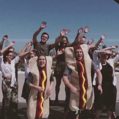 Watch Our Incredible Sausage Themed Music Video