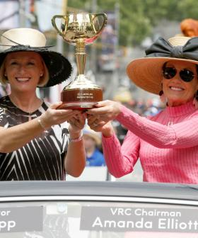 The Annual Melbourne Cup Parade Kicks Off At Noon Today