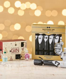 ALDI Is Now Selling Gin And Vodka Christmas Baubles And Crackers