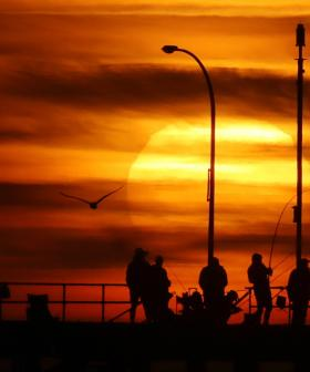This Is What Time Melbourne's Heatwave Will Hit Today