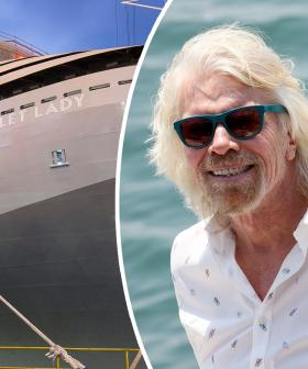 Richard Branson Unveils His New Adults Only 'Anti-Cruise Ship'