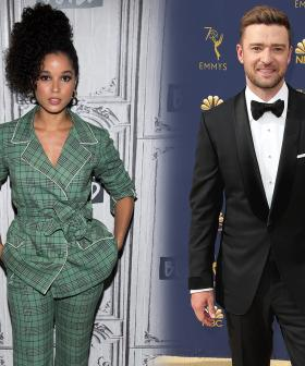 Footage Emerges Of Justin Timberlake Holding Hands At A Bar With Co-Star Alisha Wainwright