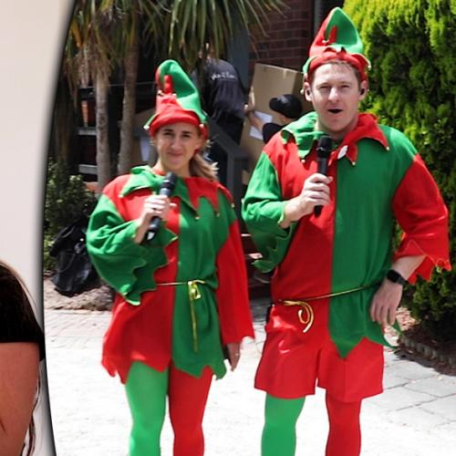 Jase & PJ Have Given One Melbourne Family The Feel Good Christmas They Deserve!