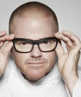Heston Blumenthal's Flagship Australian Restaurant Has Called In The Administrators