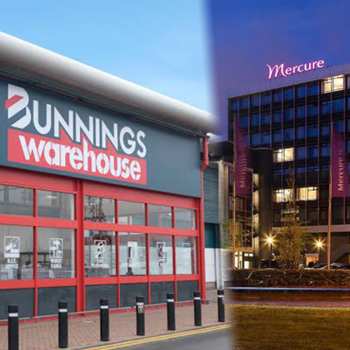 Melbourne Is About To Get A New Bunnings Warehouse With A Hotel Built Into It