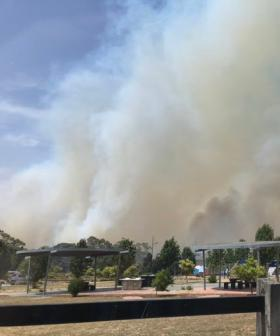 If You Are In Bundoora, You Are Being Told To LEAVE NOW