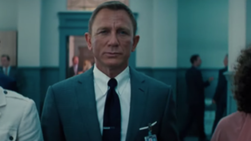 The Trailer For The New Bond Movie 'No Time To Die' Is Here And So Is A Release Date!