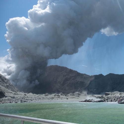 Melbourne Woman Missing In New Zealand Volcano Eruption