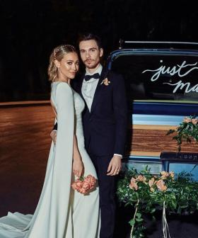 Hilary Duff & Matthew Koma Are Officially Married And The Wedding Pics are EVERYTHING!