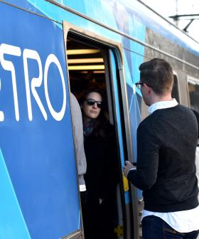 Melbourne's Public Transport To Become Free For A Couple Of Days Over The Christmas/New Year