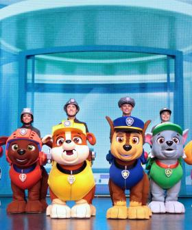 Prepare Yourselves Parents, PAW Patrol Live Is Returning To Australia