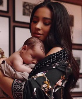 Shay Mitchell Just Posted A Glam Pic Of Her Breastfeeding And It's Empowering As Heck