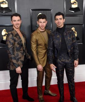 http://Kevin%20Jonas,%20from%20left,%20Nick%20Jonas%20and%20Joe%20Jonas,%20of%20the%20Jonas%20Brothers,%20arrive%20at%20the%2062nd%20annual%20Grammy%20Awards%20at%20the%20Staples%20Center%20on%20Sunday,%20Jan.%2026,%202020,%20in%20Los%20Angeles.%20(Photo%20by%20Jordan%20Strauss/Invision/AP)