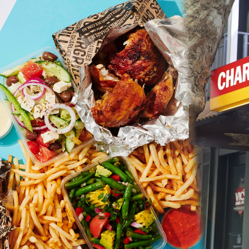 Sydney's Iconic Chicken Joint Chargrill Charlie's Has Opened In Melbourne & Is Serving Up A Grand Slam Pack For The Aus Open!