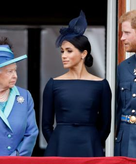 Secret Clues In Queen's Statement About The Future Of Prince Harry And Meghan