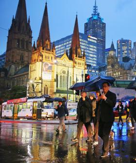 Melbourne Will See A 'Major Rain Event' Come To Town This Week