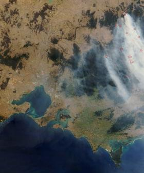 NASA Satellites Show Australia's Bushfire Smoke Will Circumnavigate The Globe