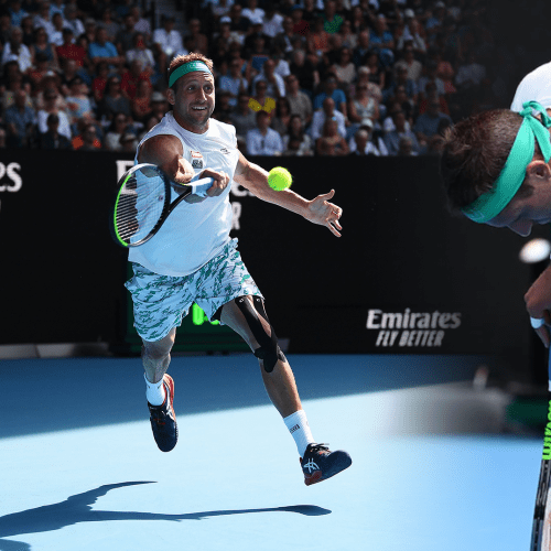 Bizarre Incident At The Australian Open Leaves Player Screaming At The Umpire