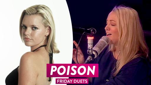 Sophie Monk & Jackie O sing 'Poison' by Bardot 🎶