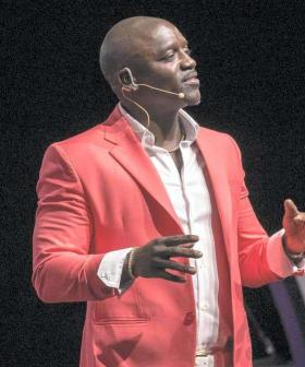 """Akon Is Building His Own City That's Meant To Be """"Real Life Wakanda"""""""